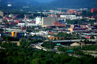 Chattanooga (tilt-shift)