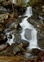 Barnes Creek Falls, Cohutta Wilderness