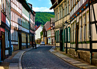 Streets of Wernigerode