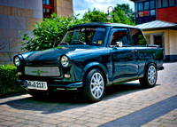 The infamous Trabant